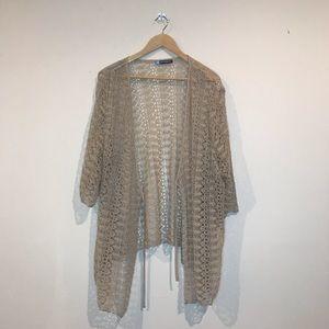 💛2 for $15💛 Penningtons crochet cover up